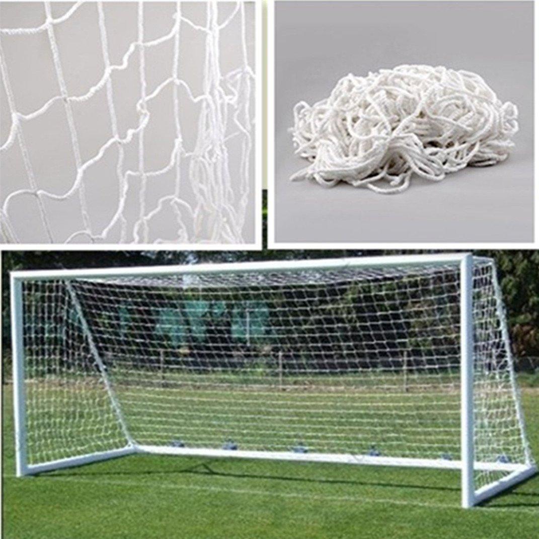 amazon com 6x4ft full size football goal post net sports match