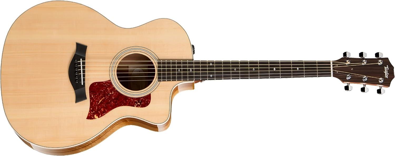 Taylor 214ce K DLX - Guitarra: Amazon.es: Electrónica