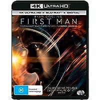 First Man (4K UHD/Blu-ray/UV)