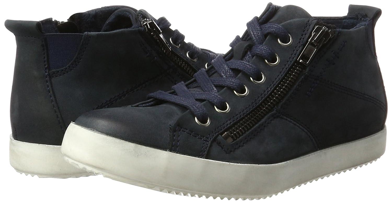 Tamaris Damen 805) 25295 High-Top Blau (Navy 805) Damen a4f270