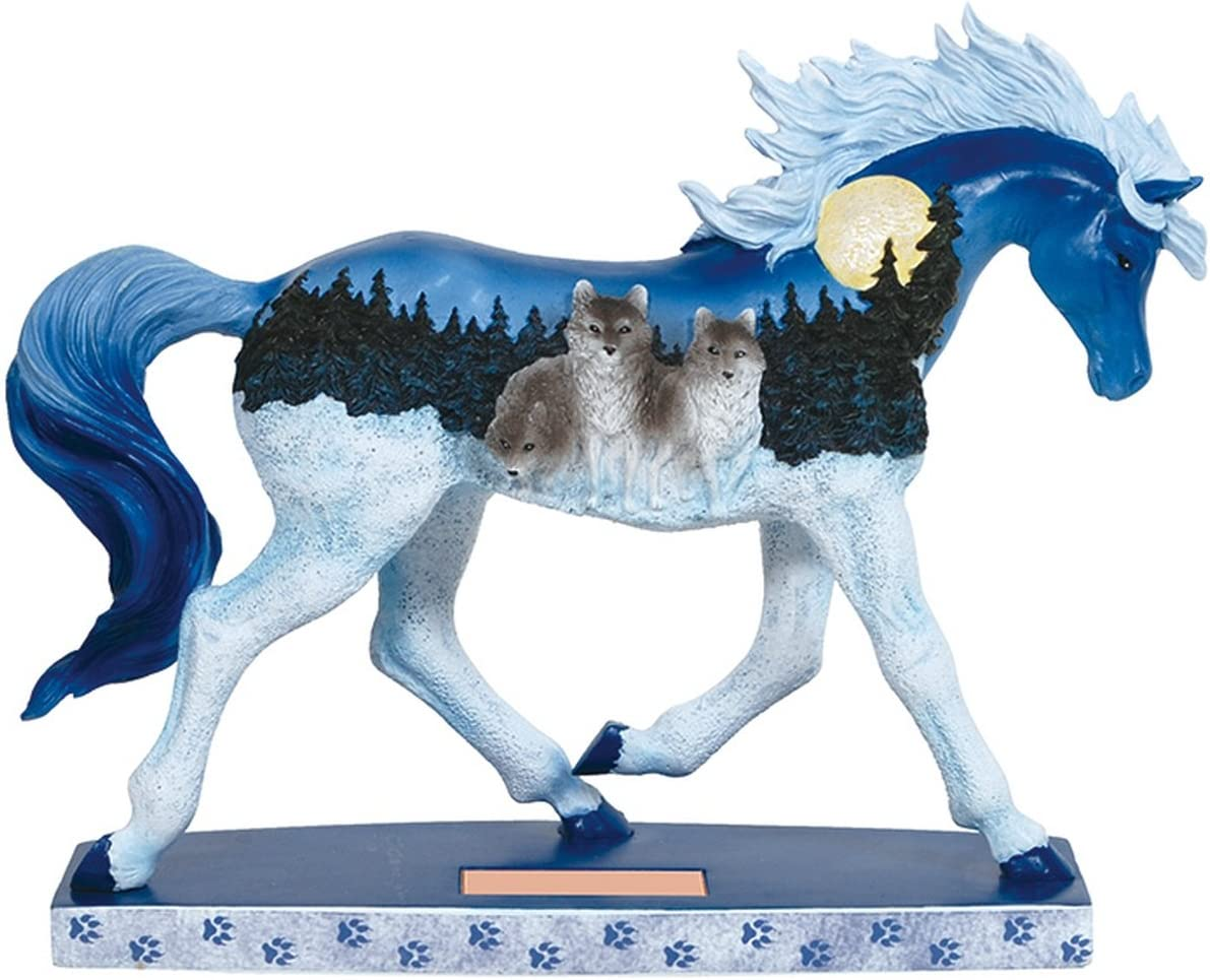 Westland Giftware Horse of a Figurine, Wolf Pack
