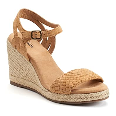 e787646d56f97 SONOMA Goods for Life Anet Women s Espadrille Wedge Sandals (10