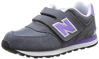 New Balance 574 Velcro Strap, Unisex Child Trainers