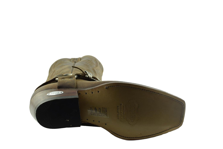 Loblan - Botas para hombre Marrón marrón: Amazon.es: Zapatos y complementos