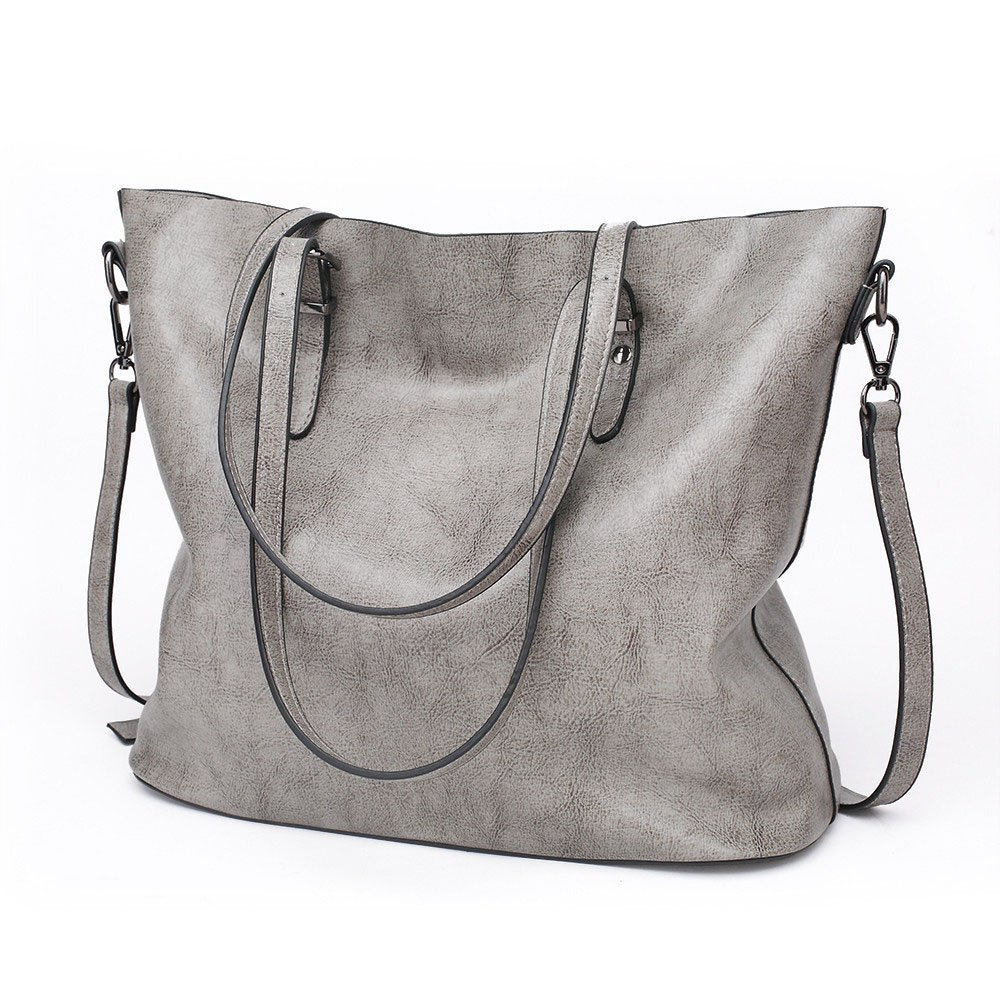 6d0acdbc57 HITSAN INCORPORATION Bolso Mujer Negro Fashion Hobos Women Bag Ladies Brand  Leather Handbags Spring Casual Tote Bag Big Shoulder Bags For Woman Color B1