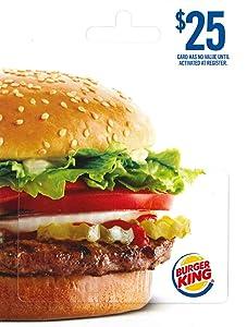 Burger King Gift Card
