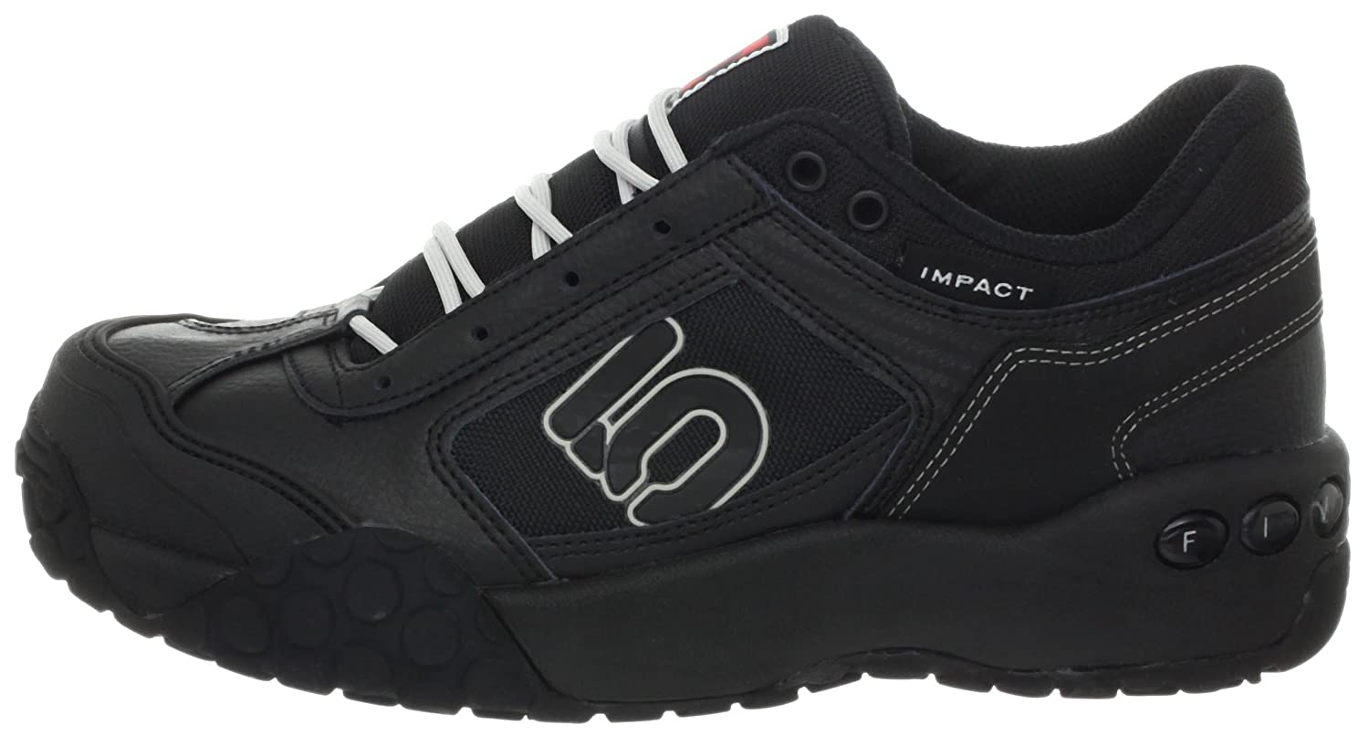 Five ten - Impact low, talla 43, color team negro: Amazon.es: Zapatos y complementos
