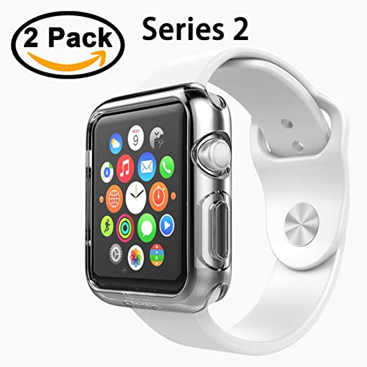 35 opinioni per [2 Pack] Custodia Cover Apple Watch 42mm
