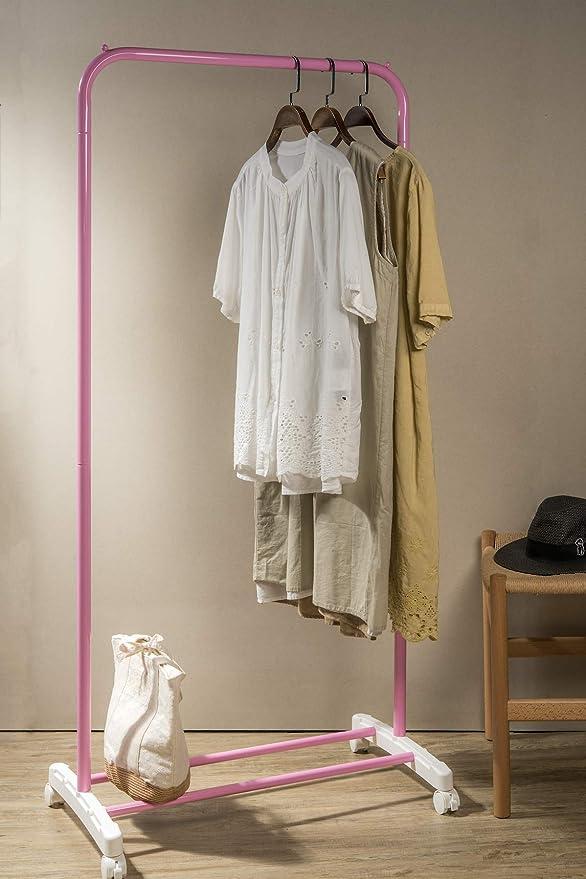 Amazon.com: LE JUE - Perchero individual para ropa: Home ...