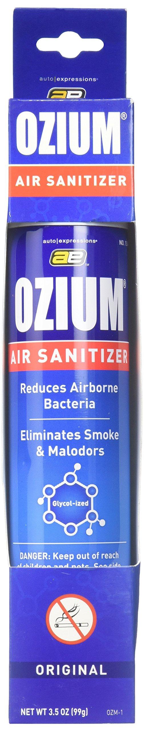 Ozium Glycol-Ized Professional Air Sanitizer / Freshener Original Scent, 3.5 oz. aerosol (OZM-1)