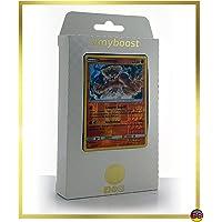 Demeteros (Landorus) 103/214 Holo Reverse - #myboost X Sonne & Mond 10 Kräfte im Einklang - Doos met 10 Duitse Pokémon…