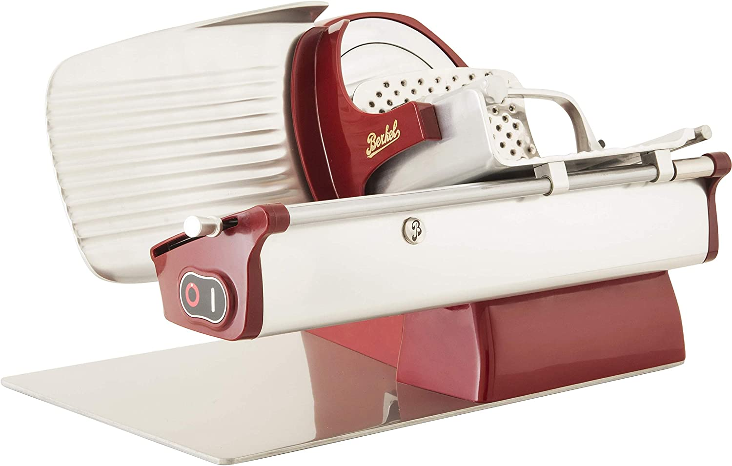 Berkel Home Line 200 Food Slicer/Red/8