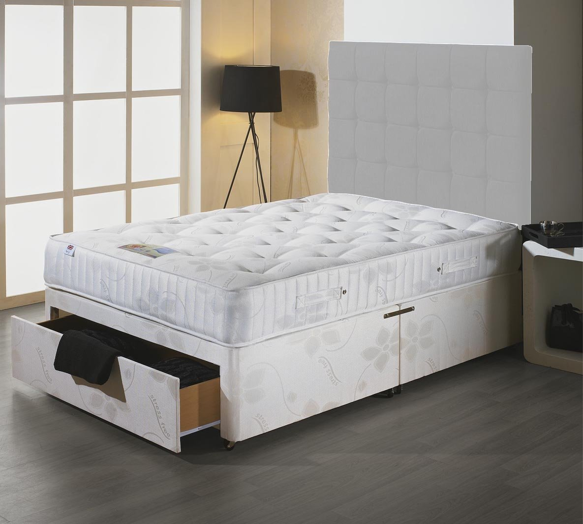 luxan Stress Free King Size Bett-Set – ohne: Amazon.de: Elektronik