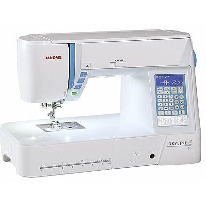 Janome Skyline S5 Máquina de coser