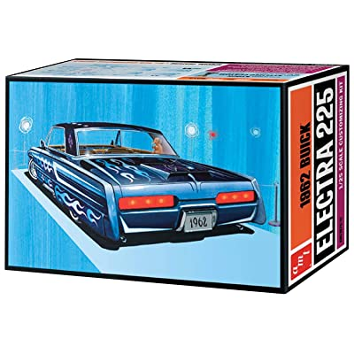 AMT 1:25 1962 Buick Electra - AMT1078: Toys & Games