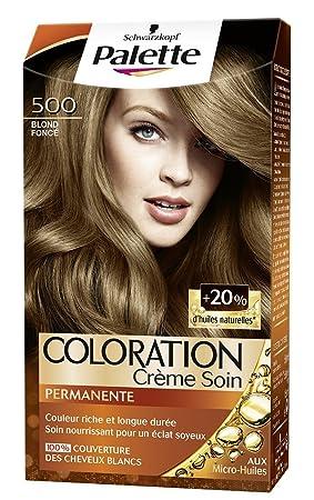 Remarquable Schwarzkopf - Palette - Coloration Permanente Cheveux - Blond ZP-54