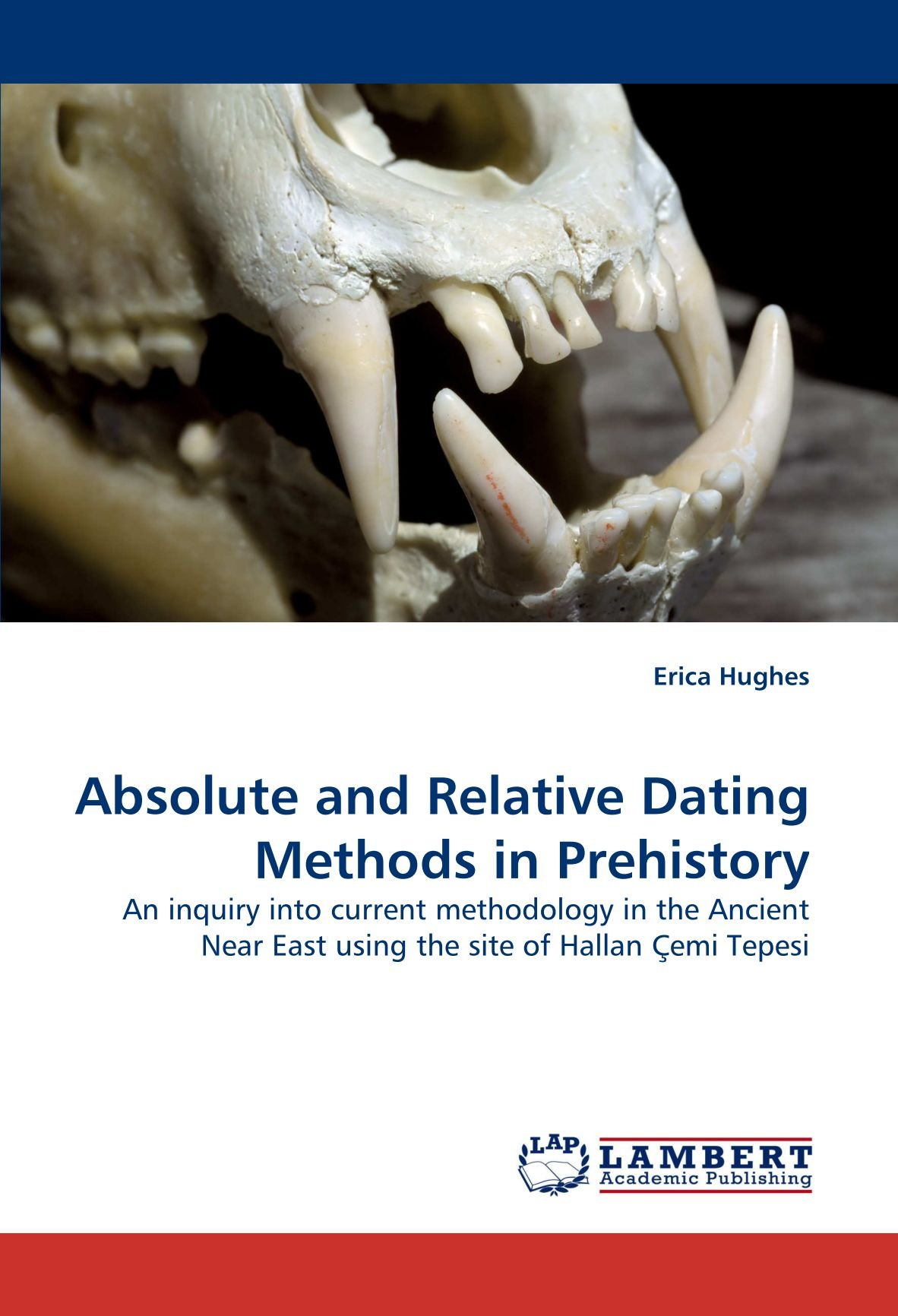 difference between absolute and relative dating method