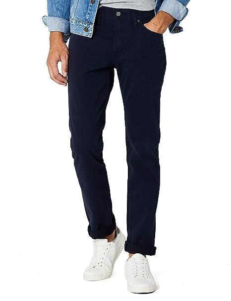 Levis de los Hombres 511 Slim Fit Jeans, Azul