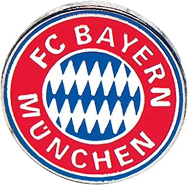 FC Bayern Munich - Spilletta con stemma ufficiale : Amazon.it ...