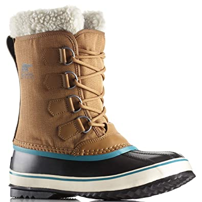 Sorel Damen Winter Carnival Wasserdicht Nylon Winter Wandern Stiefel EU 36 42