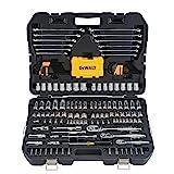 DEWALT Mechanics Tools Kit and Socket Set, 168-Piece (DWMT73803) (Color: set)
