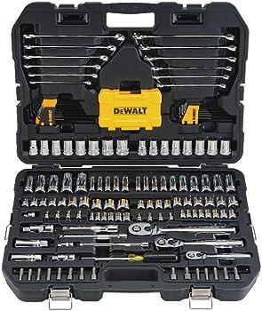 DeWalt Mechanics 168-Pieces Tool Kit and Socket Set