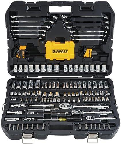 DEWALT Mechanics Tools Kit and Socket Set