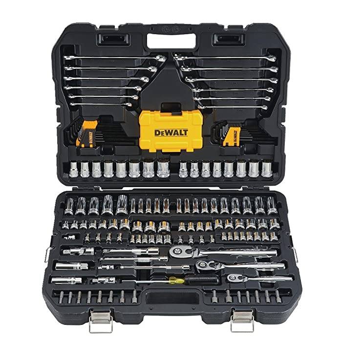 The Best Dewalt Set Of Tools With Torque Wrench