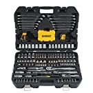 DeWalt DWMT73803 Mechanics Tool Kit Set with Case (168 Piece)