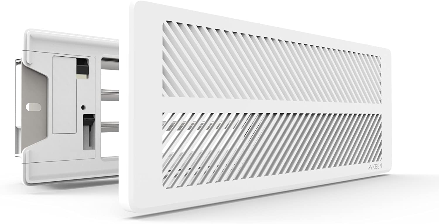 Latest Design 4x10 Free Shippping New Keen Home Smart Vents KHSV Size