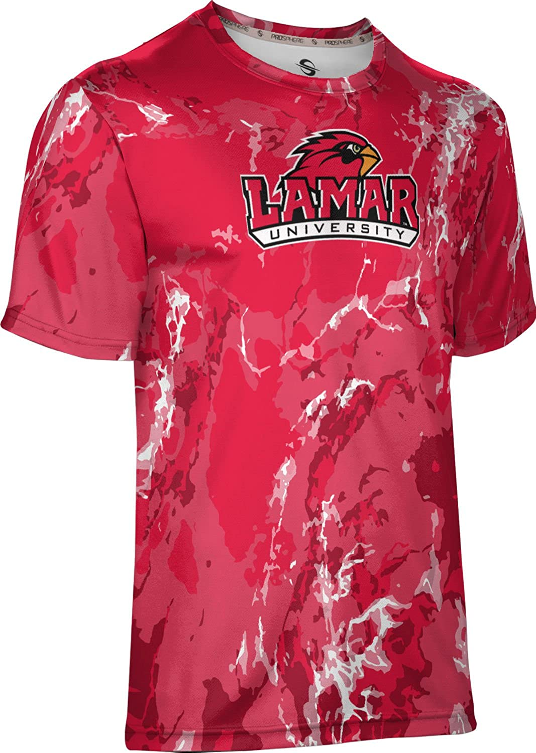 ProSphere Lamar University Boys Performance T-Shirt Marble