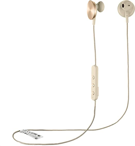 Amazon Com I Am Buttons Wireless Bluetooth Headset For Smartphones Gold Home Audio Theater