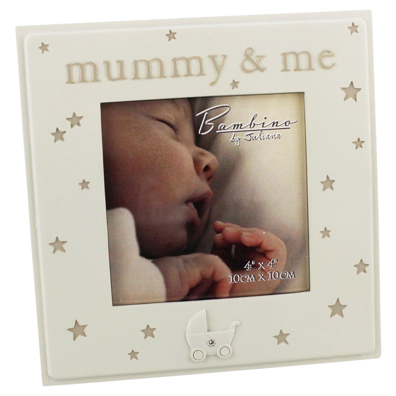 Amazon.de: Mummy & Me - Schöne Bambino creme Harz 10, 2 x 10, 2 cm ...