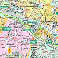 Plano Paris Tourism (Planos de ciudades Michelin): Amazon.es: Vv ...