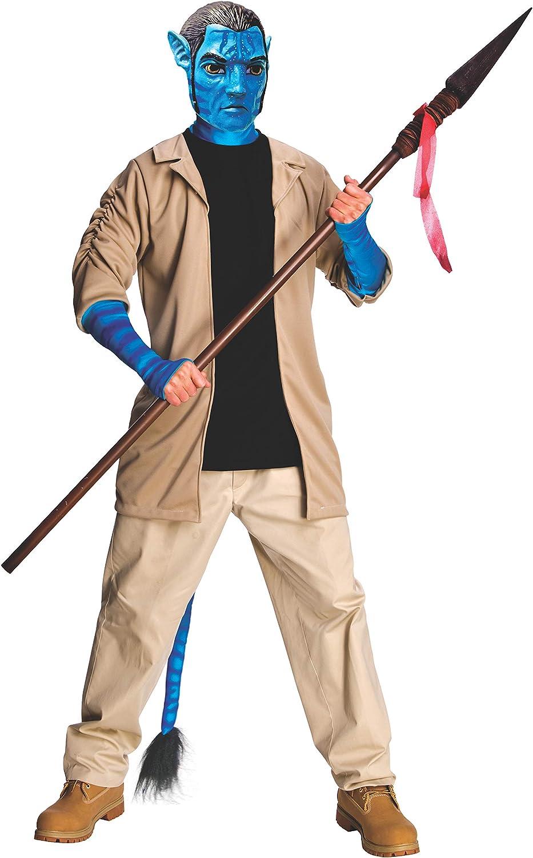 Rubies 3 889806 xl - Disfraz de Jake Sully de Avatar (talla XL ...