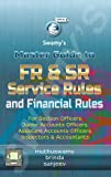 Swamy Publishers (P) Ltd. Swamy's Master Guide to FR & SR Service Rules and Financial Rules Book