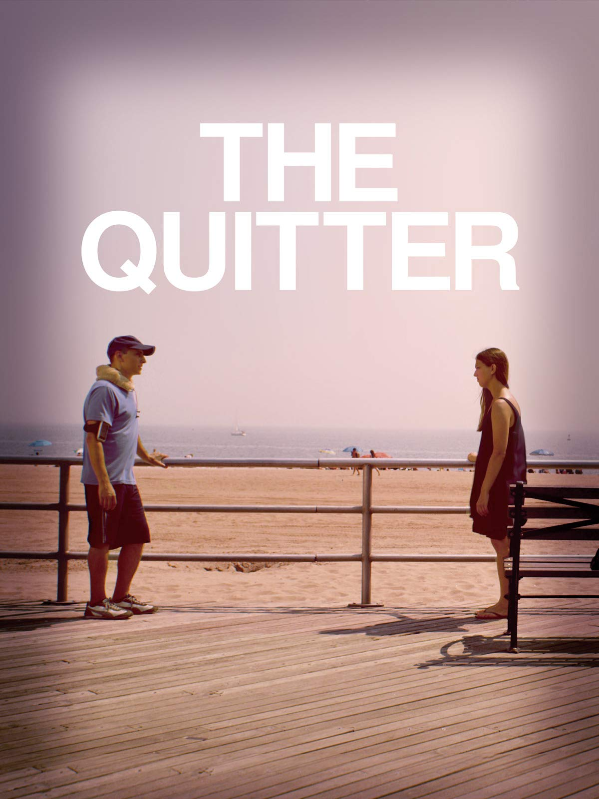The Quitter on Amazon Prime Video UK