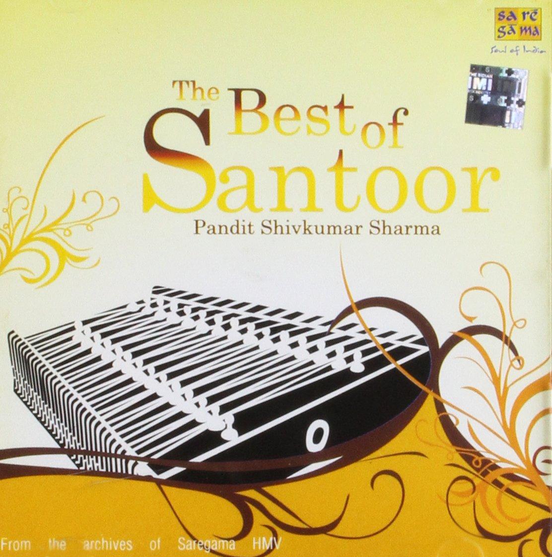 Download The Best of Santoor (Music CD) pdf