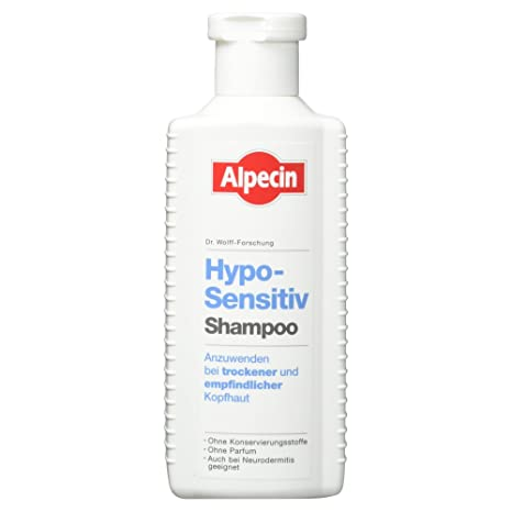 Alpecin Hypo Sensitive Champú - 250 ml