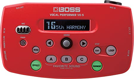 front facing boss ve-5