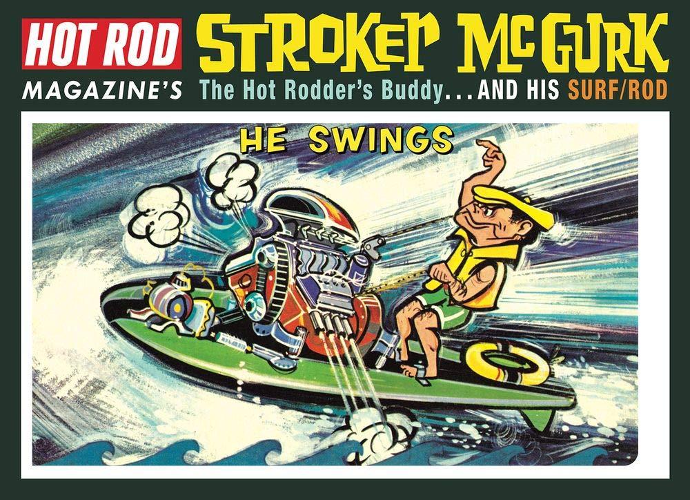 CMP MPC MPC873 – 1  6 Stroker Mcgurk Surf Rod Caricatura