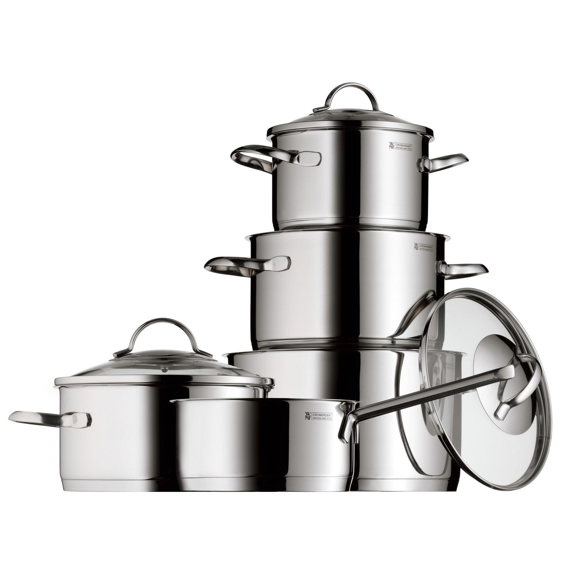 WMF Provence Plus 0721056380 Set of 5 Pots by WMF
