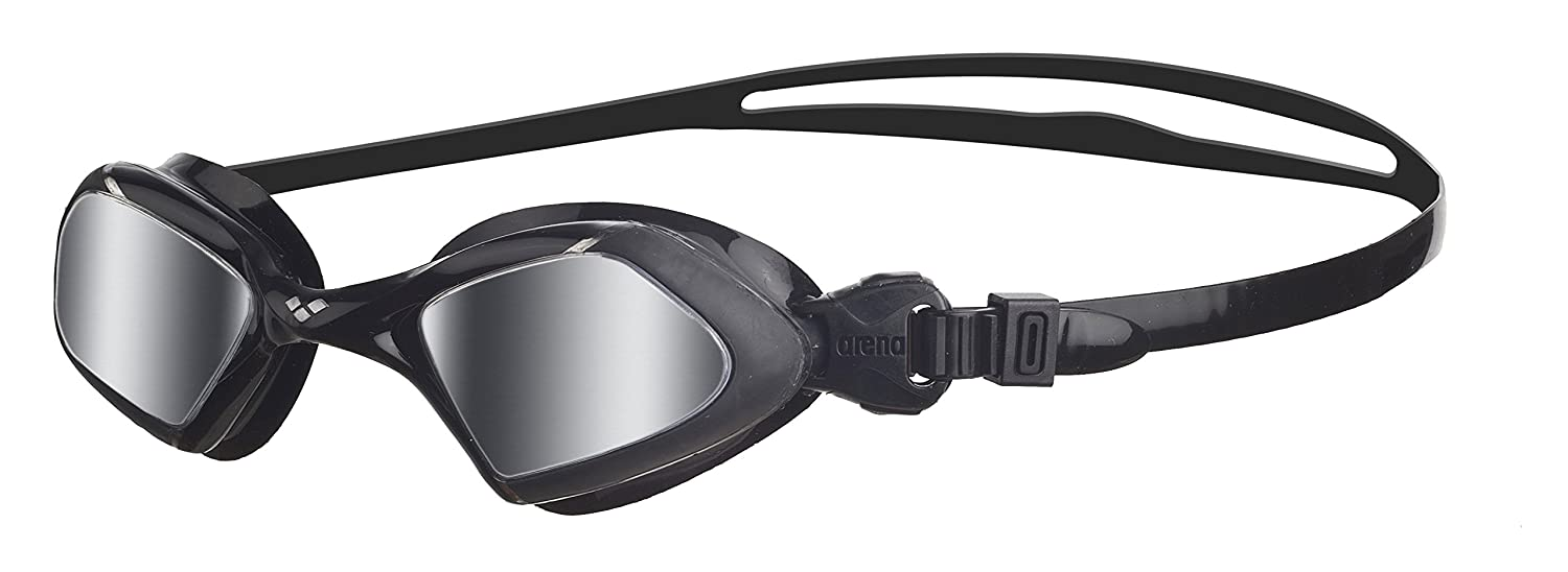 46dd08831135 Buy Arena Viper Mirror Goggle, Black/Smoke/Black, One Size Online at Low  Prices in India - Amazon.in