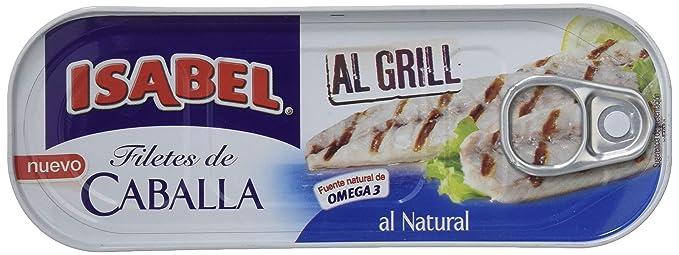 Isabel Caballa al Grill Natural - 7 Paquetes de 85 gr - Total: 595 ...