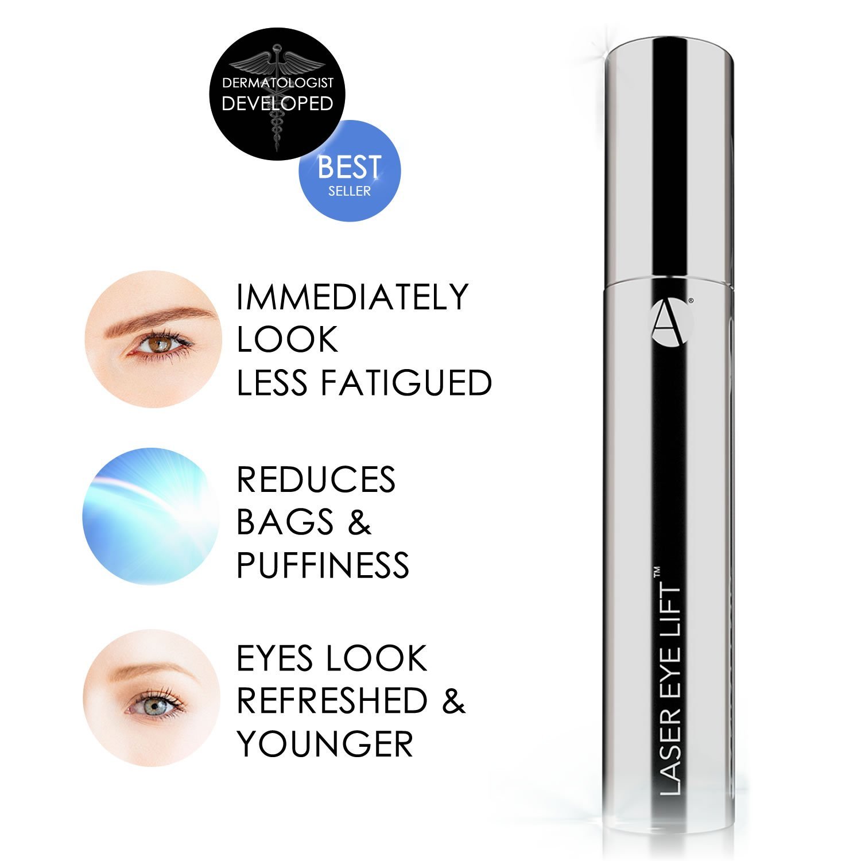 ANJALI MD Laser Eye Lift - Improves Bags & Puffiness under eyes - Make Eyes Appear more Awake by ANJALI MD (Image #3)