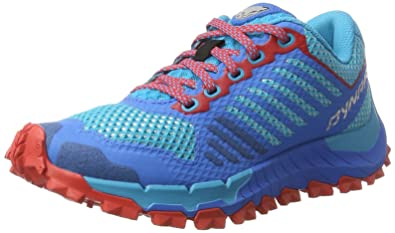 Dynafit Trailbreaker Shoes Women atomic blue/hibiscus UK 6,5