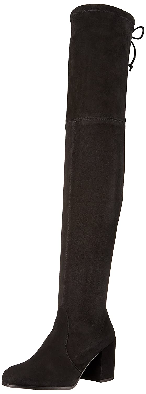 Stuart Weitzman Women's Tieland Over The Knee Boot B01IBHDGLS 11.5 B(M) US|Black