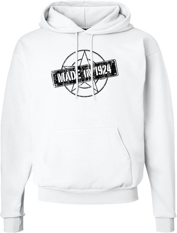 Made in 1924 Hoodie Sweatshirt
