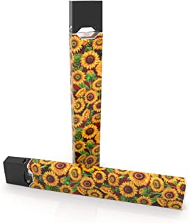 product image for 2 Pack - Sunflower Patch Decal Sticker Vinyl Skin for Juul Vape