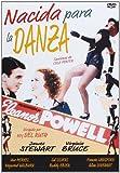 Nacida Para La Danza (Import Dvd) (2013) Eleanor Powell, James Stewart, Virgin